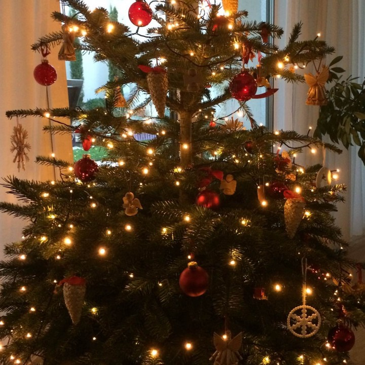 German Christmas Tree