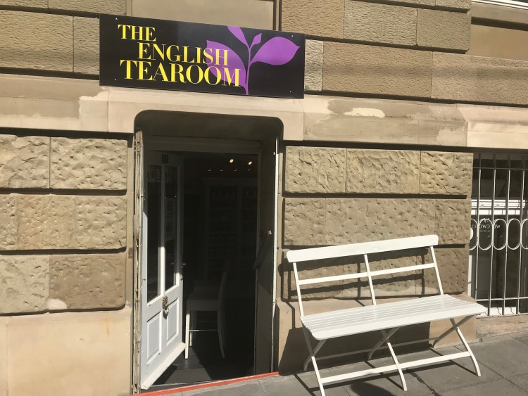 The English Tearoom in Stuttgart